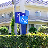 Hotel Blue Sky at Glyfada Athens